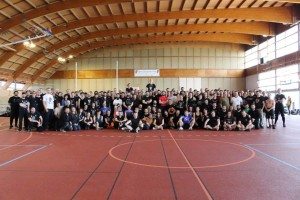 Group photo Dijon 2015